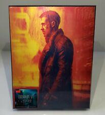 BLADE RUNNER 2049 [3D + 2D] Blu-ray STEELBOOK [HDZETA] DBL LENTICULAR  #096/300