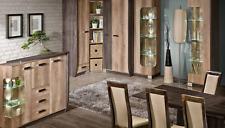 Living Room Set Wardrobe Dresser Display Case Table Corner Shelves Wall Unit New