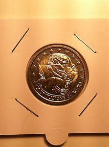 2 EURO ITALIE 2005 CONSTITUTION UE COMMEMORATIVE NEUVE