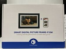 Digital Picture Frame WiFi, LOVCUBE 10 Inch Smart Digital Photo Android Apple