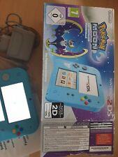 Console Nintendo 2DS boite - Edition Pokémon Lune + chargeur