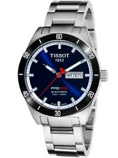TISSOT T0444302104100 PRS516 Blue Dial Automatic Men's Watch