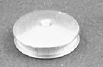 DETAIL MASTER 1/24-1/25 BILLET AIR CLEANER (2PC)   3070
