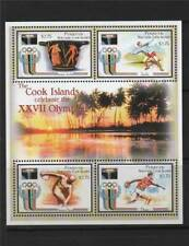 Mint Never Hinged/MNH Olympics Cook Islander Stamps (Pre-1965)