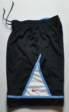 Nike Mens Blue/Black Basketball Uncompromising Excellence Reversible Shorts ML