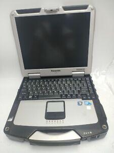 "Panasonic Toughbook CF-31 13"" Touch Laptop Core i5 4Gb RAM No HDD/DVD L3"