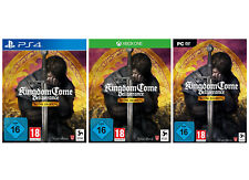 Kingdom Come Deliverance | Royal Edition | NEU & OVP | PS4 / XBox ONE / PC |