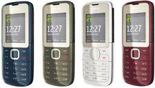 Nuevo Condición Nokia c2-00 Sim Liberada Cámara + Bluetooth LIBRE EN CAJA
