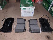VECO FRONT BRAKE PADS VA1629 PEUGEOT 607 3.0