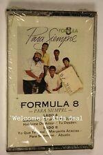formula 8 Para Siempre 1989(Audio Cassette Sealed)