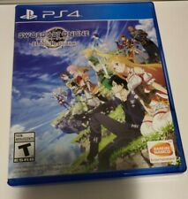 Sword Art Online - Hollow Realization - PS4 - Brand New | Factory Sealed