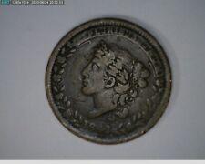 1841 Hard Times Token Bentonian  Currency ( 34-324 6m/o )