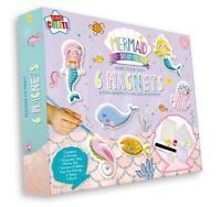 Mould And Paint Your Own Sea Animals Fridge Magnet Set Kids Fun Art Creative Set