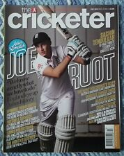 THE CRICKETER - DECEMBER 2013  (VOLUME 11, ISSUE 3)