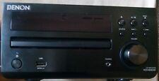 DENON HiFi CD RECEIVER RCDM39 DAB Hi Fi Excellent Cond with Remote