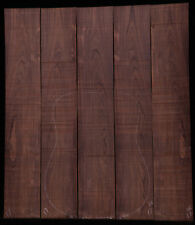 Honduras Rosewood Guitar Set #17 Acoustic 3pc. Back and Sides Luthier Tonewood