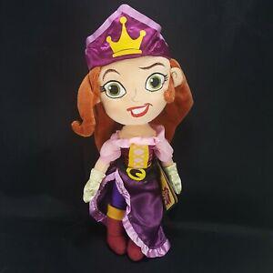 """Disney Jake & the Never Land Pirate Princess 14"""" Soft Stuffed Plush Toy New"""