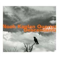 Noah Kaplan Quartet: Descendants, 0752156068822