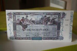 5000 francs Flameng 1918 copie copy