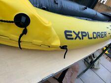 Intex Explorer K2 Kayak 2-Person Inflatable Kayak and seat only