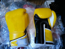 Custom Made Hook And Loop Boxing Gloves any logo or Name, inspired by fairtex