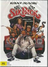 SIX PACK - KENNY ROGERS - NEW & SEALED DVD