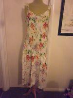 Per Una floral dress 14L.