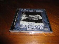 Chicano Rap CD Cali Life Style - the Invasion Continues - Delux T-Dre SENO Keez