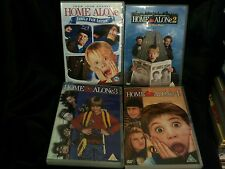Home Alone 1-4, (DVD`s), In Great Condition, Trusted Ebay Shop