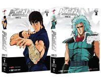 KEN IL GUERRIERO COLLEZIONE 2 BOX SET (10 DVD) SERIE TV Yamato Video