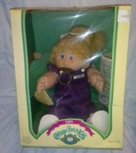 Vintage Cabbage Patch Doll NEW