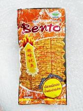 Bento Original Thai Chilli Sauce Seasoned Squid Seafood Halal Snacks 24g