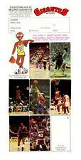 1989 Gigantes del Basket Michael Jordan Crumo Numero ALBUM STICKER VERY RARE
