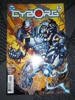 DC Cyborg Comic Book
