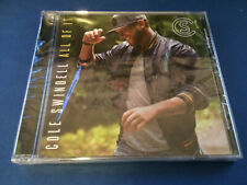 ***BRAND NEW - FACTORY SEALED CD*** All Of It by Cole Swindell