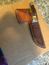 1930s Case Tested XX STAG knife axe hatchet changeable set with sheath near mint