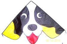 """Pretty Puppy Dog Delta Kite:69 W X 47"""" H: All Season, Outdoor Wind Toy Gift"""