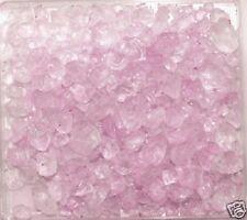 GLAS STEINE 5 kg. Glaskies 4 - 10 mm Glassteine Steine Kies pink ROSA 11