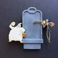 Disney Direct Oogie Boogie and Jack Tombstone Pin Set LE 1000 Disney Pin 41206