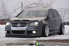 "Volkswagen VW Golf Mk5 Fender Flares wide body kit wheel arch 2"" (50mm) 4pcs"