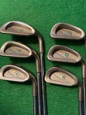 Ping Eye 2 Green Dot Iron Set 5-W Golf Iron Set RH Stiff Zzlite Steel ShAfts