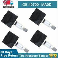 4X Tire Air Pressure Monitor System Sensor 315MHZ For Nissan Titan 40700-1AA0D