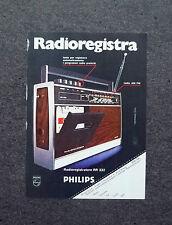 K592- Advertising Pubblicità -1973- PHILIPS RADIOREGISTRATORE RR 332