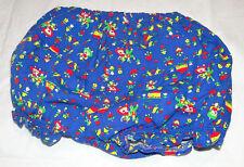 Vtg Baby Toddler swedish dutch  Vinyl Plastic Lined Diaper Pants