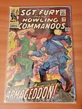 SGT. Fury and his Howling Commandos #29 31 37 41 43 Lot