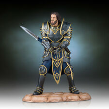 World Of Warcraft Movie Lothar Statue GENTLE GIANT