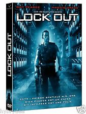 film action Dvd LOCK OUT neuf Guy Pearce Maggie Grace Luc Besson