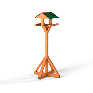Maypole Anti-Fungal Heavy Duty Garden Bird Table Feeding Station Free Standing