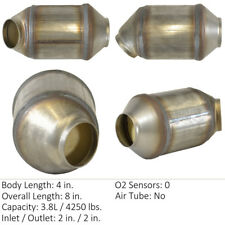 Catalytic Converter-Auto Trans Front-Left/Right Eastern Mfg 808007