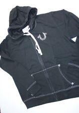 New True Religion Hoodie Black  Big Buddha Jacket 3XL XXXLarge XXXL